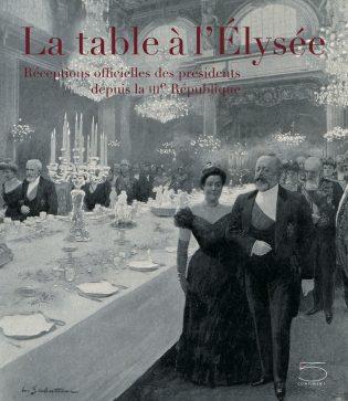 La table à l'Elysée