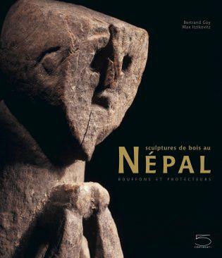 Sculptures de bois au Népal