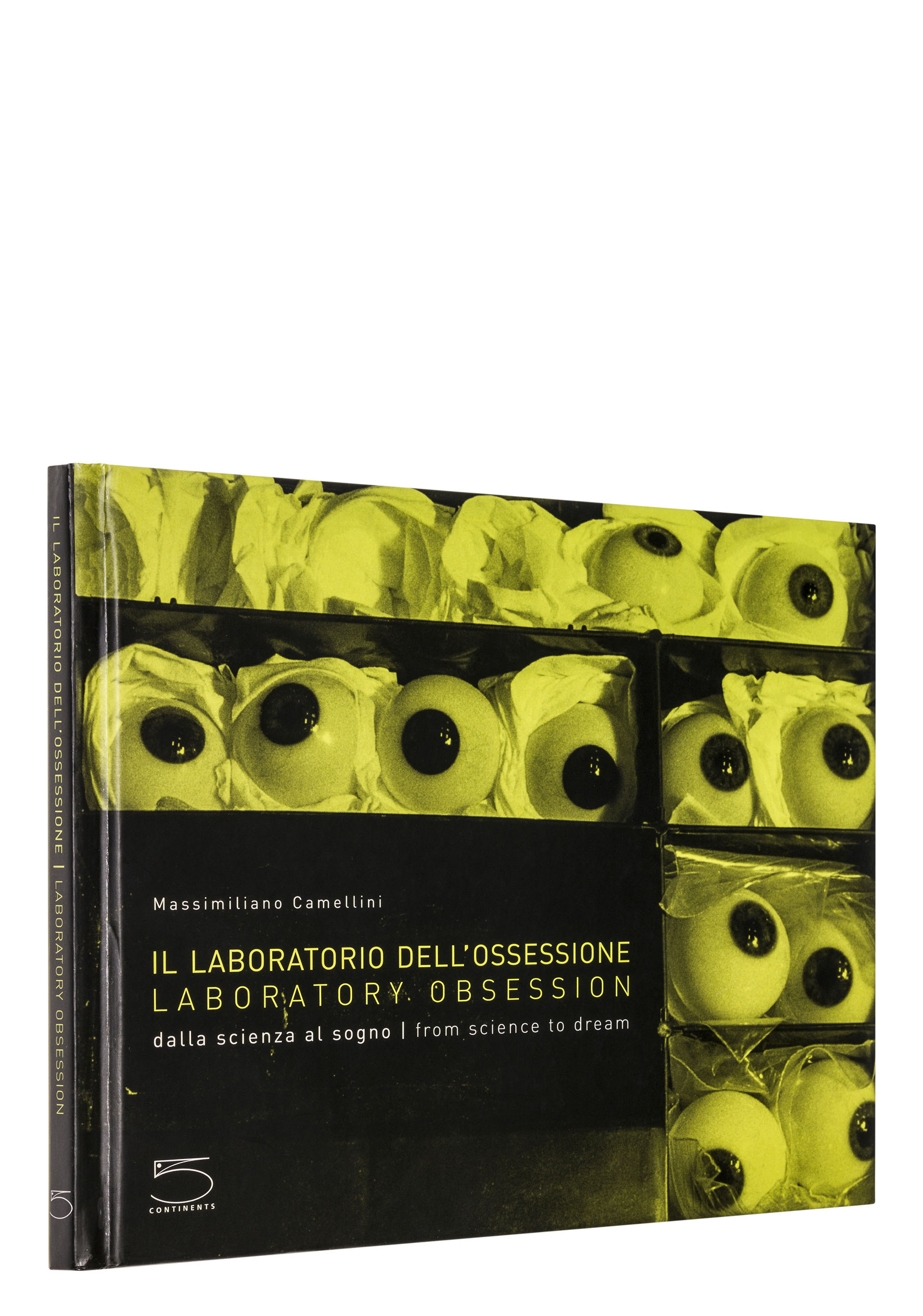 Il laboratorio dell'ossessione | Laboratory obsession
