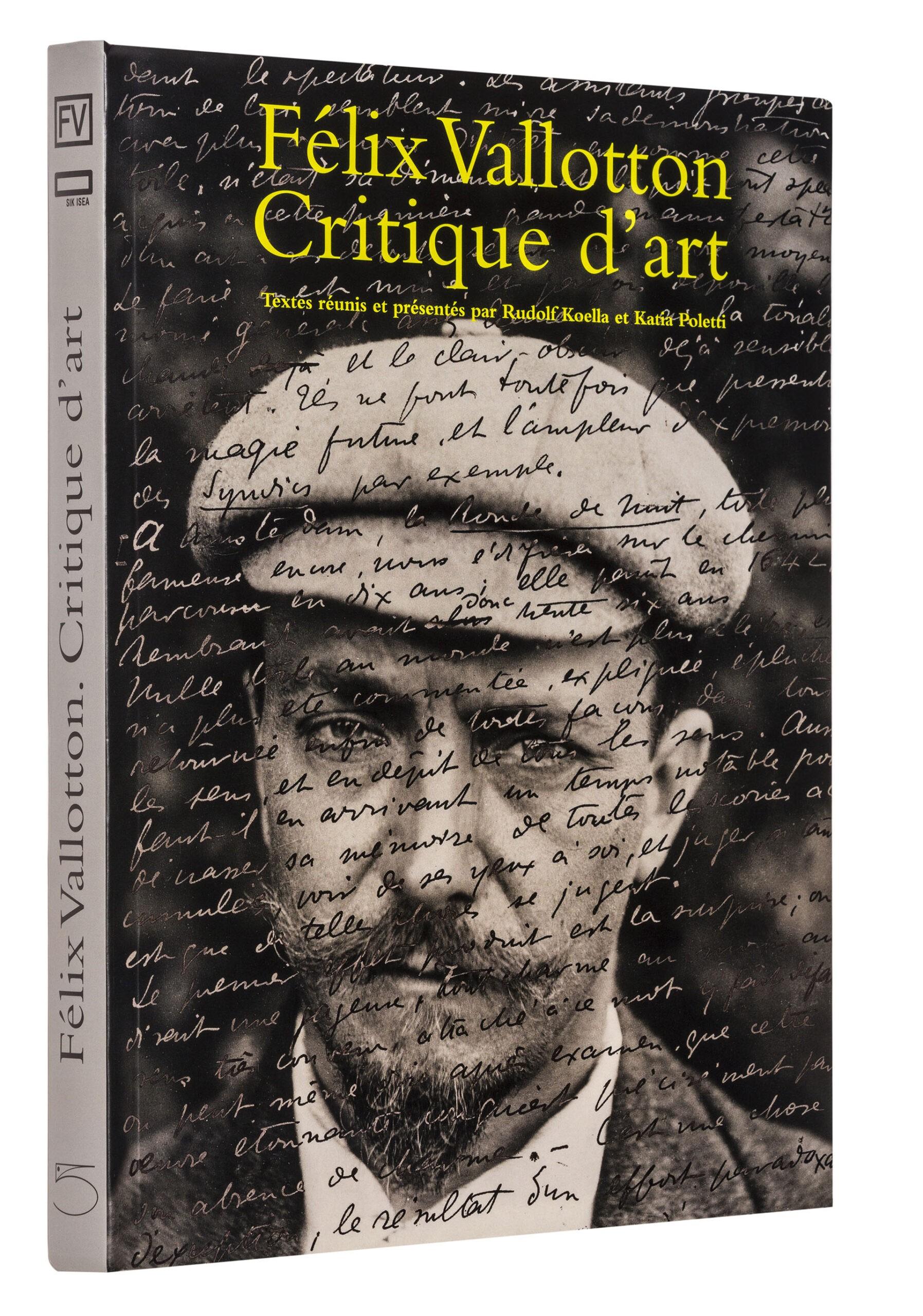 Félix Vallotton. Critique d'art