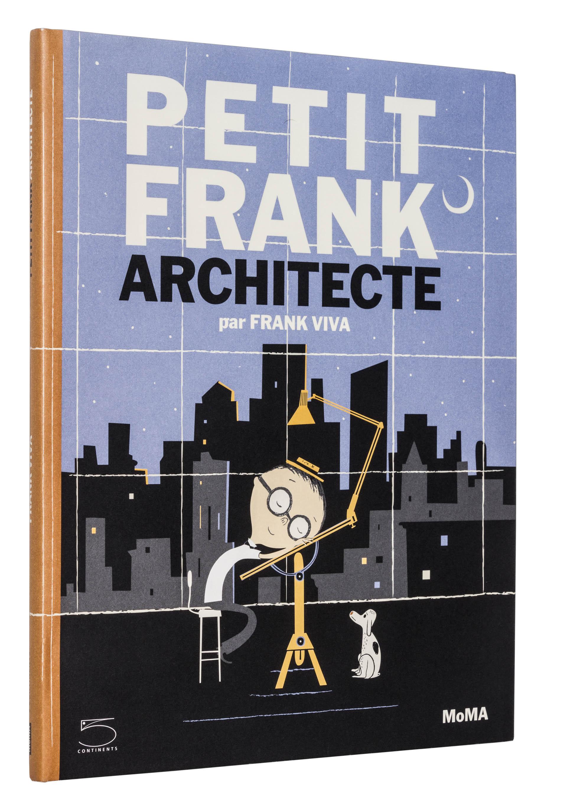 Petit Frank. Architecte