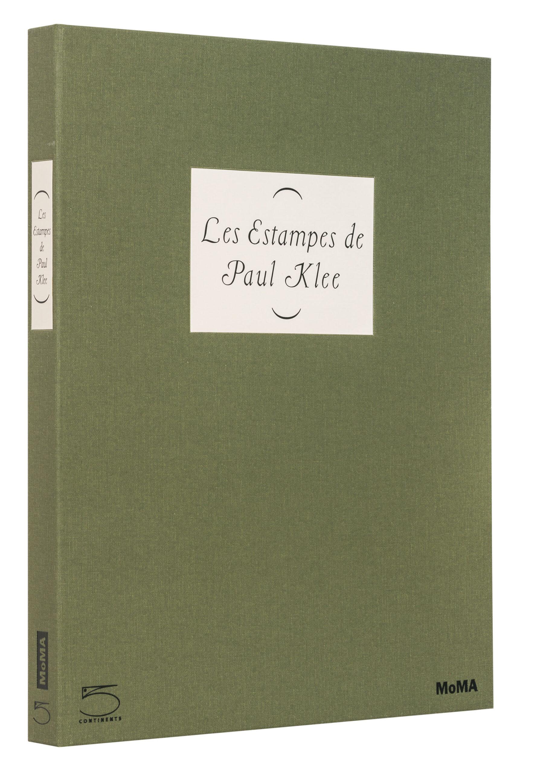 Les estampes de Paul Klee