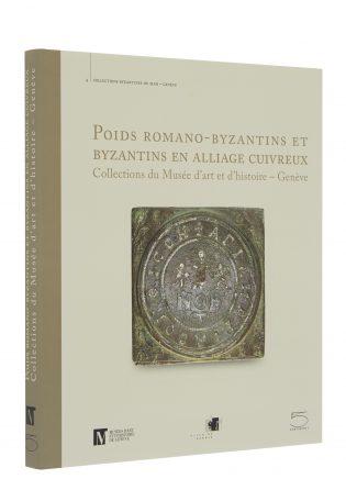 Poids romano-byzantins et byzantins en alliage cuivreux
