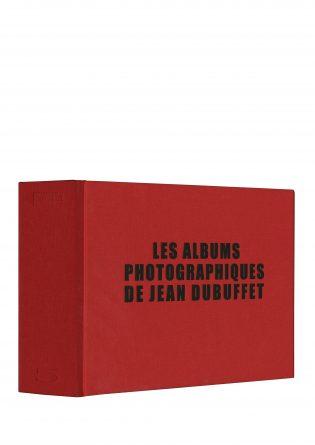 Les Albums photographiques de Jean Dubuffet