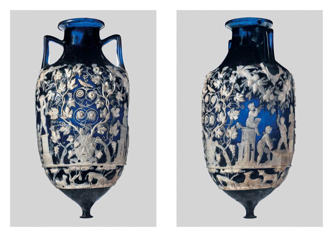 Memorie del vaso blu 5 continents editions for Vaso blu