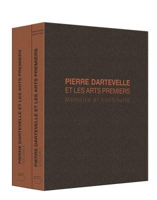 Pierre Dartevelle et les arts premiers